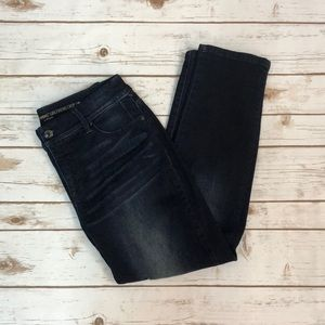 Chico's So Slimming cropped jeans